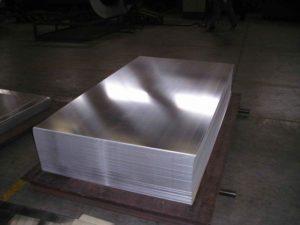 Нержавеющая сталь в листах