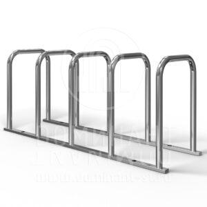 П - образная велопарковка на 4 места D.11.007.304p